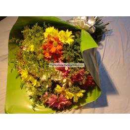 Bouquet de flor do campo