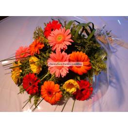 Bouquet de gérberas