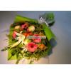 Bouquet de flores nobres